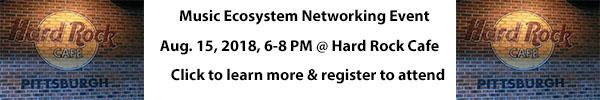 Music Ecosystem Networking Event